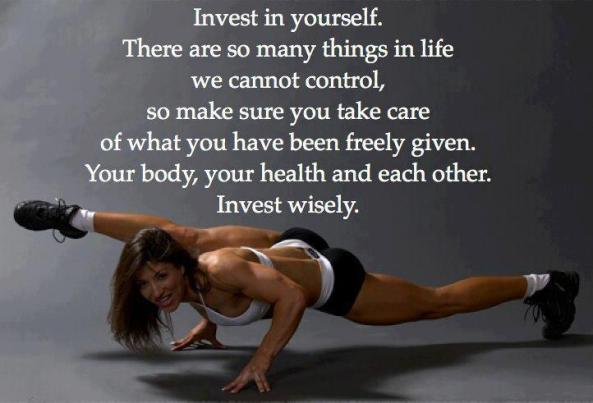 Image result for personal trainer investment in health