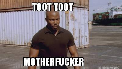 I be tootin, you be hatin