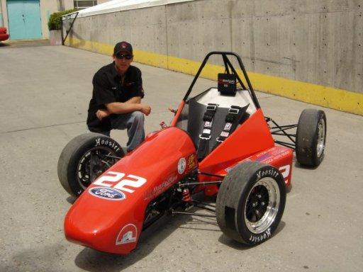 UNM FSAE, Garett Renon, Racecar