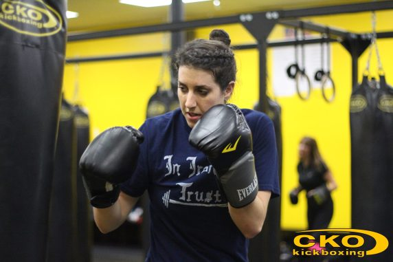 CKO Kickboxing Seattle Lia Santiti
