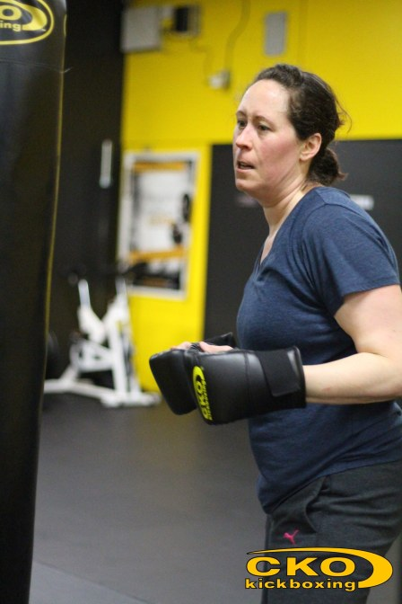 Tammi Adams CKO Seattle Best kickboxing gym in Seattle