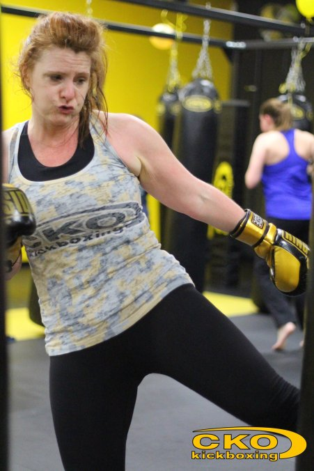 CKO Kickboxing Shoreline. Real People Real results