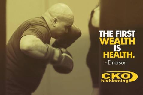CKO Kickboxing Seattle Motivation