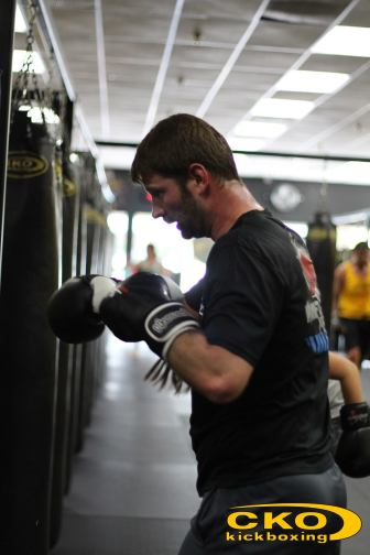 CKO Kickboxing Seattle David Vitale