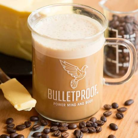 Bulletproof coffee challenge
