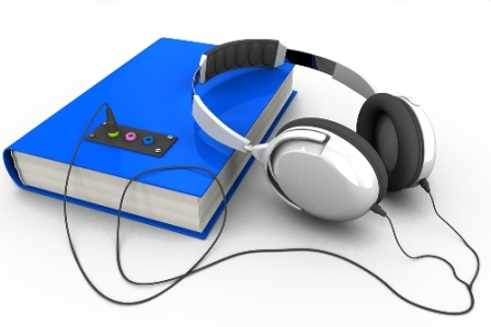 Audio books on double speed. Speed reading